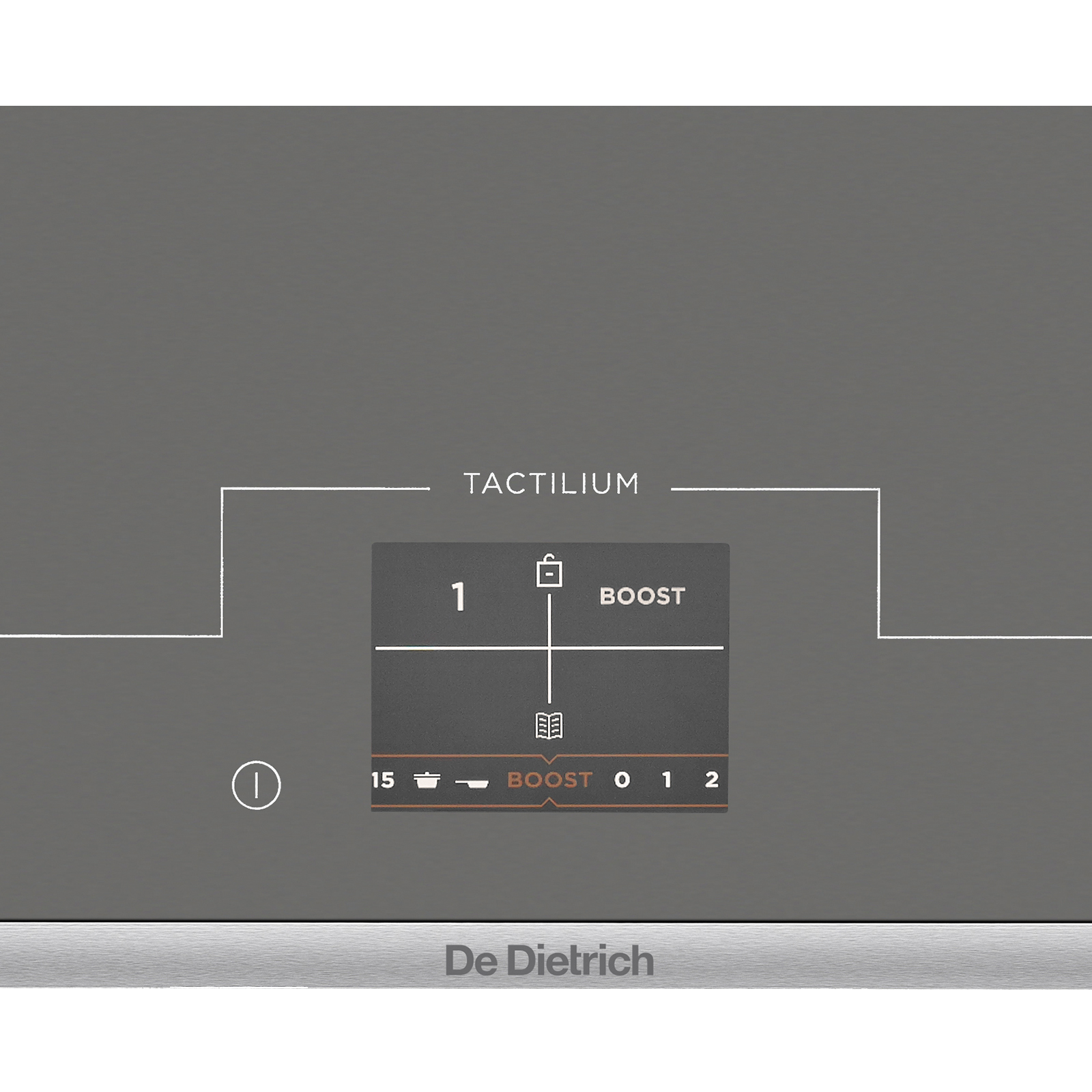 induction hob dpi7698gs - de dietrich